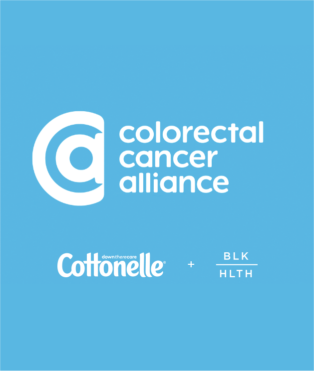 Colorectal Cancer Alliance, Cottonelle and BLKHLTH
