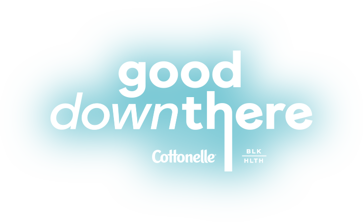 good down there logo