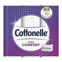 Cottonelle Ultra Comfortcare Extra Soft Toilet Paper