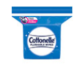 Cottonelle Flushable Wipes Refill Bags are available in multiple flushable wipe pack sizes