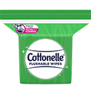 Cottonelle® GentleCare Wipes Product Image 2.