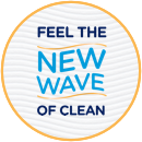 Feel the New Wave of Clean.